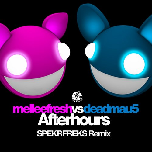 Album Art - Afterhours (Spekrfreks Remix)
