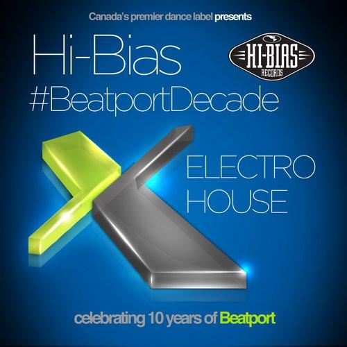Album Art - Hi-Bias Records #BeatportDecade Electro House