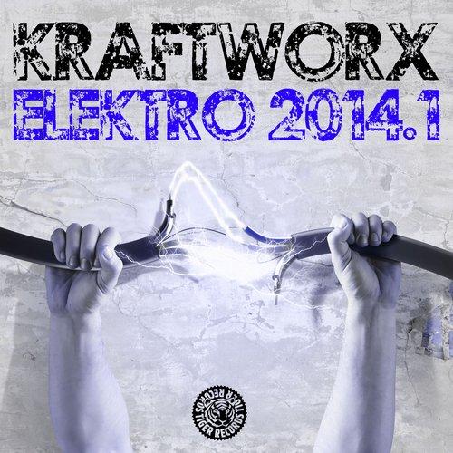 KRAFTWORX ELEKTRO 2014.1 Album Art