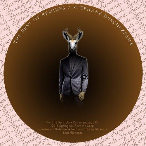 Album Art - The Best Of Remixes By Stephane Deschezeaux