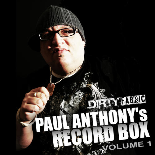Album Art - Paul Anthony's Record Box Volume 1