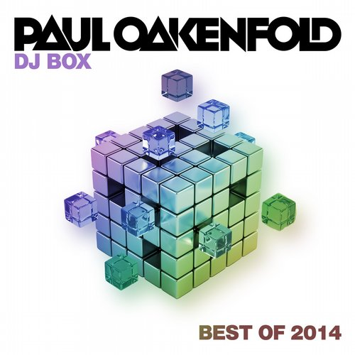 Album Art - DJ Box - Best Of 2014