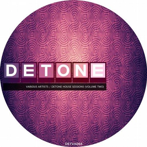 Album Art - Detone House Sessions (Volume Two)