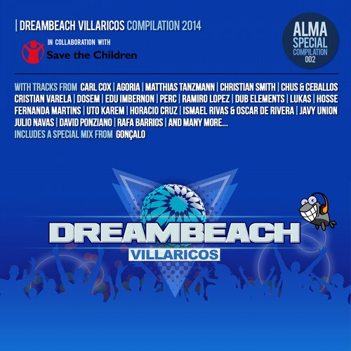 Album Art - DreamBeach Villaricos Compilation 2014