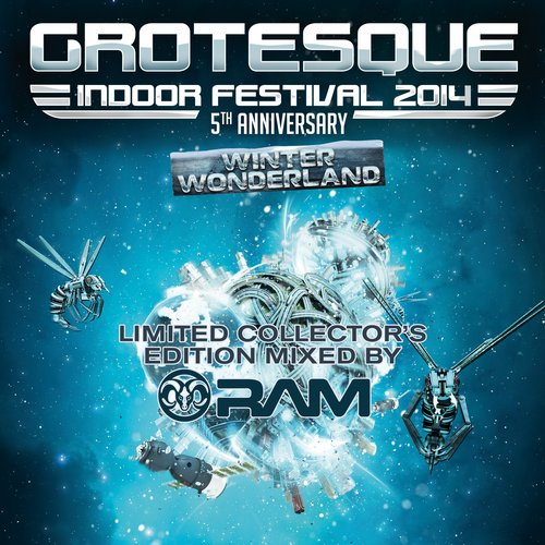 RAM presents Grotesque Indoor Festival 2014 Album