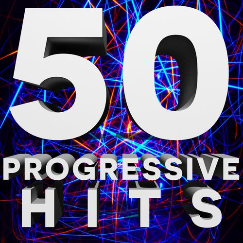 Album Art - 50 Progressive House Hits