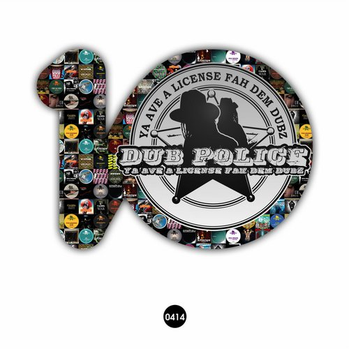 Album Art - Dub Police 10
