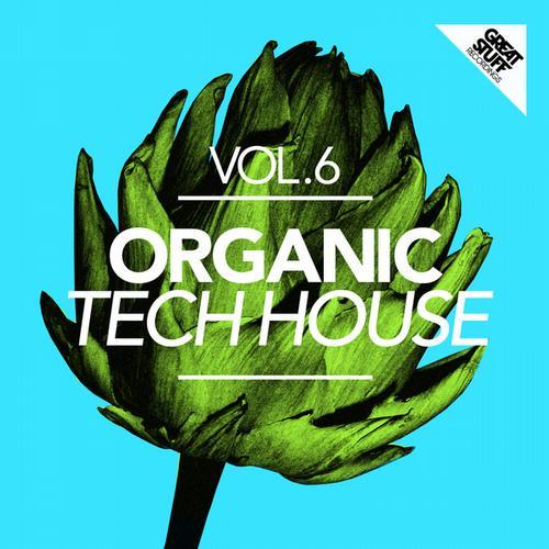 Album Art - Organic Tech-House Vol. 6