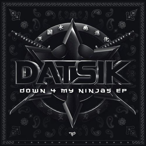 Album Art - Down 4 My Ninjas