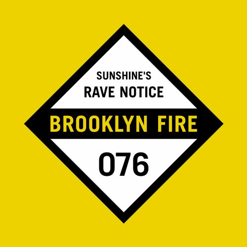 Album Art - Sunshine's Rave Notice