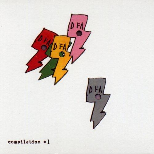 Album Art - DFA Compilation #1