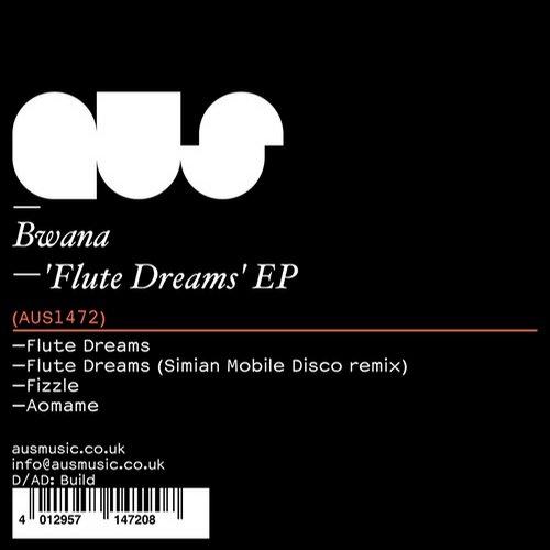 Album Art - Flute Dreams