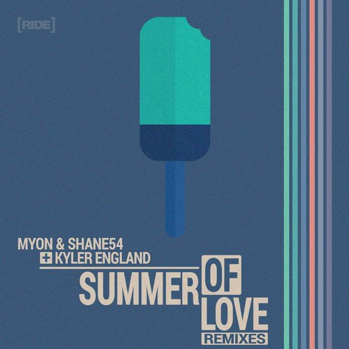 Album Art - Summer of Love - Remixes