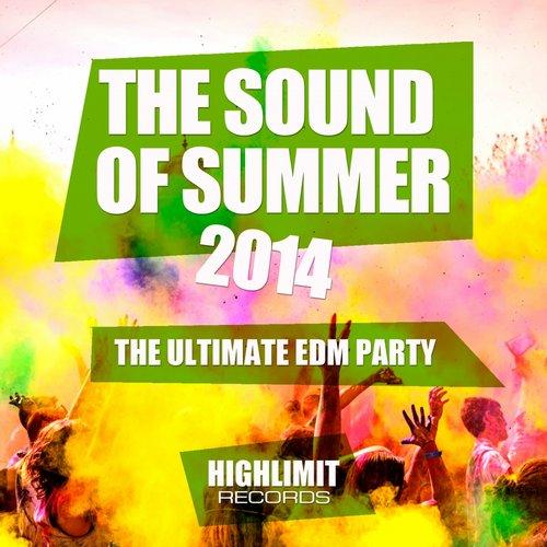 Album Art - The Sound Of Summer 2014 - EDM Party