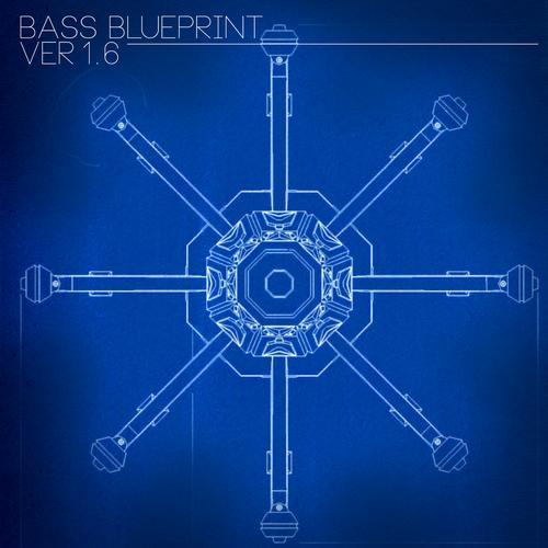 Album Art - Bass Blueprint Ver 1.6