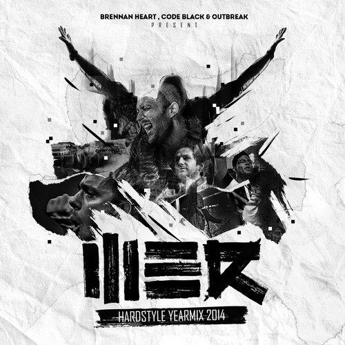 Album Art - WE R Hardstyle Yearmix 2014