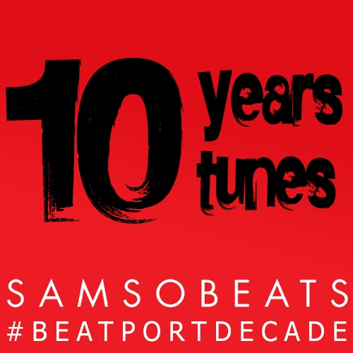 Album Art - Samsobeats #Beatportdecade Electro House