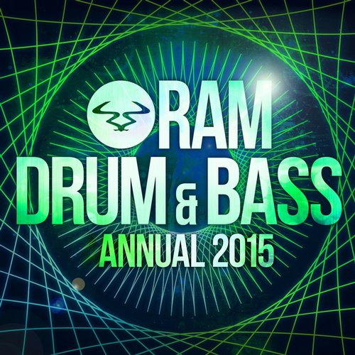 Album Art - RAM Drum & Bass Annual 2015
