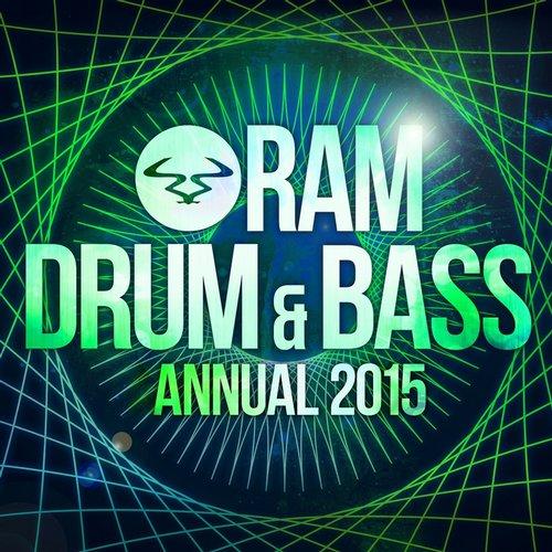 RAM Drum & Bass Annual 2015 Album Art