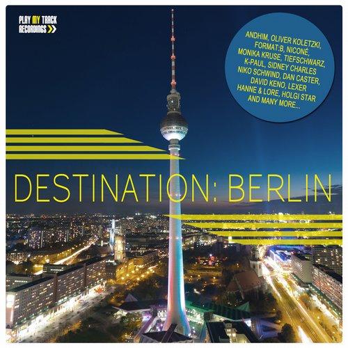 Album Art - Destination Berlin