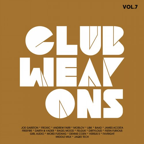 Album Art - Club Weapons Vol.7