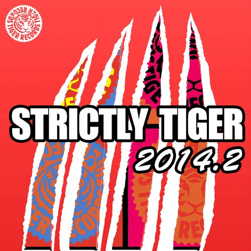 Strictly Tiger 2014.2 Album Art