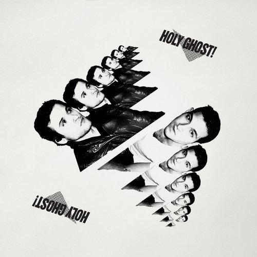 Holy Ghost! Album Art