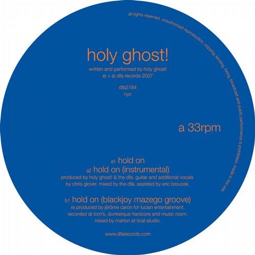 Album Art - Hold On
