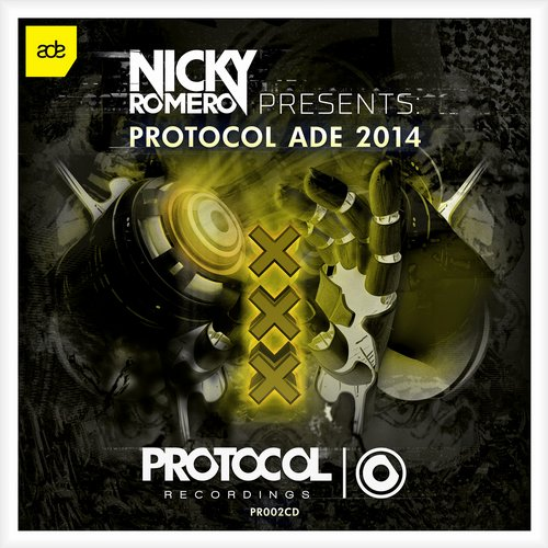 Nicky Romero Pres. Protocol ADE 2014 Album Art
