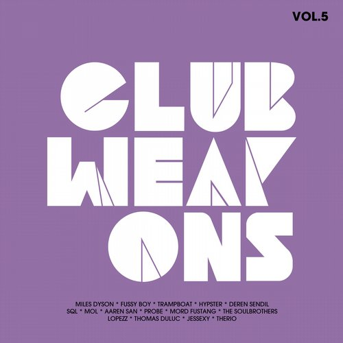 Album Art - Club Weapons Vol.5