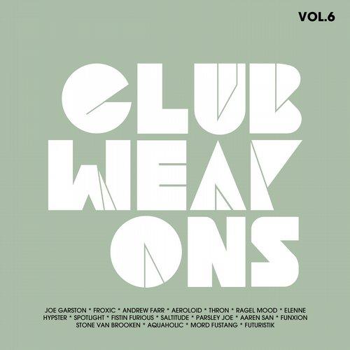 Album Art - Club Weapons Vol.6