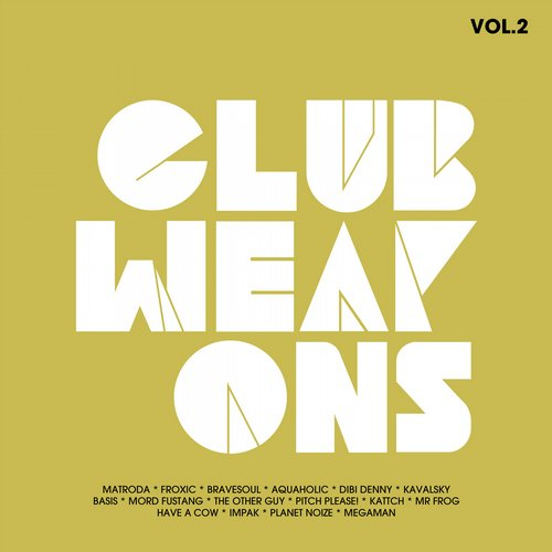 Album Art - Club Weapons Vol.2