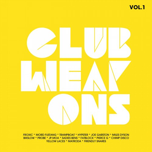 Album Art - Club Weapons Vol.1