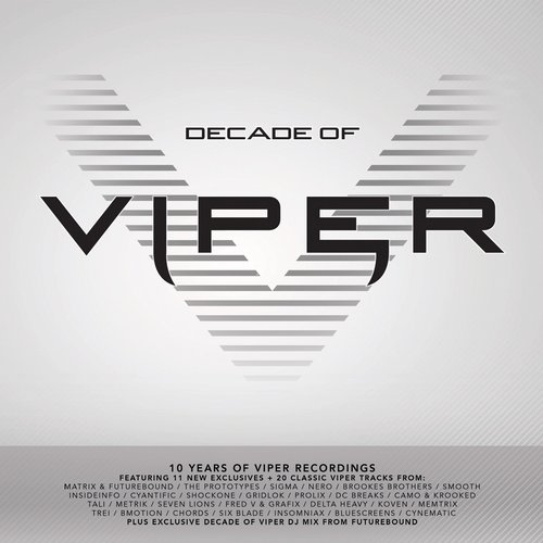 Album Art - Decade Of Viper (10 Years Of Viper Recordings)