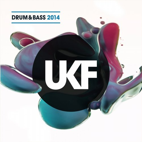 Album Art - UKF Drum & Bass 2014
