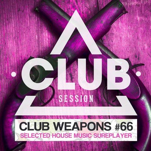 Album Art - Club Session Pres. Club Weapons No. 66