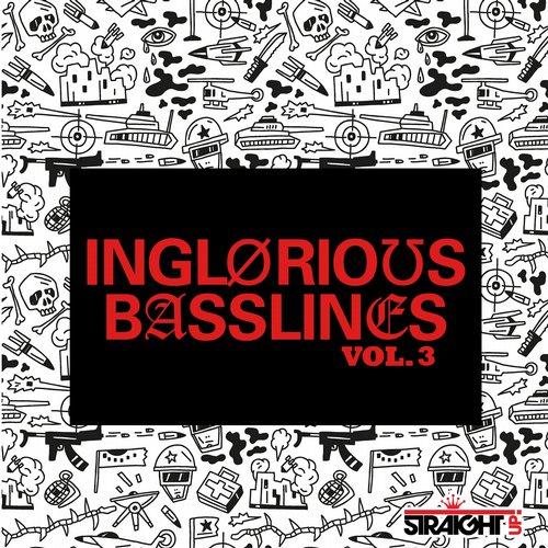 Album Art - Inglorious Basslines Vol. 3