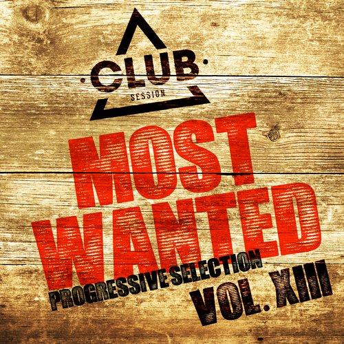 Album Art - Most Wanted - Progressive Selection Vol. 13