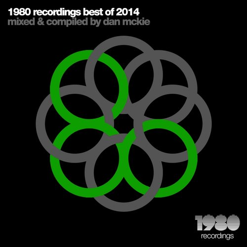 Album Art - 1980 Recordings Best of 2014 (Mixed & Compiled by Dan McKie)