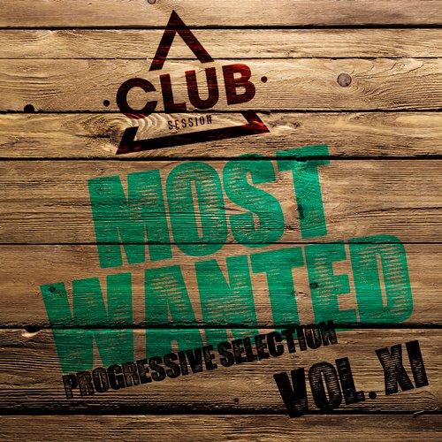 Album Art - Most Wanted - Progressive Selection Vol. 11