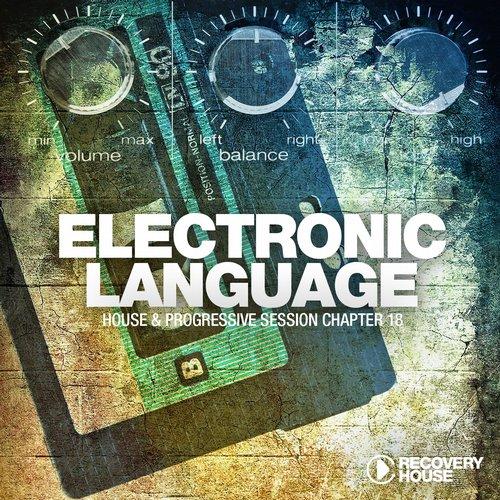 Album Art - Electronic Language - Progressive Session Chapter 18