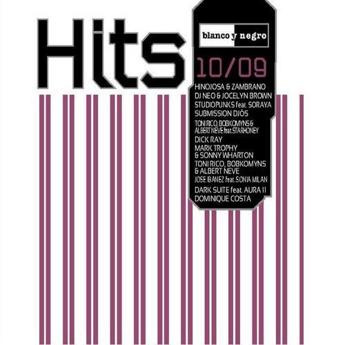 Album Art - Blanco y Negro Hits 10, 09