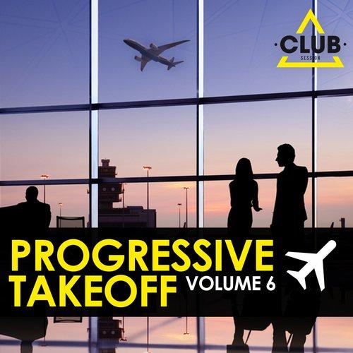 Album Art - Progressive Takeoff Vol. 6