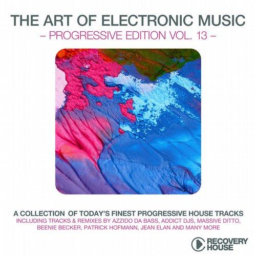 Album Art - The Art Of Electronic Music - Progressive Edition Vol. 13