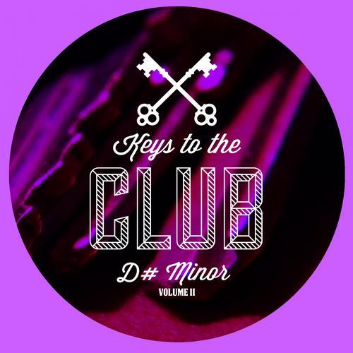 Keys To The Club D# minor Vol 2 Album Art