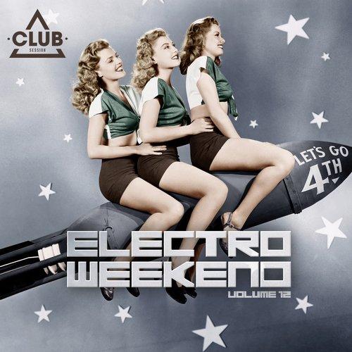 Album Art - Electro Weekend Volume 12