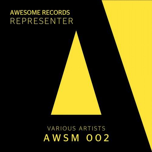 Album Art - Awsm 002 - Representer