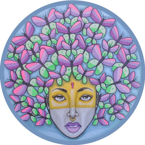 Album Art - Invisions feat. Roisin Murphy