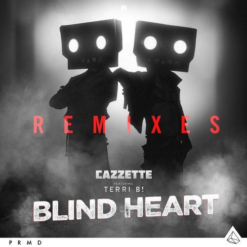 Blind Heart Remixes Album Art