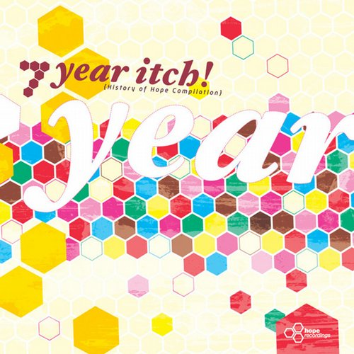 7 Year Itch - A History of Hope Compilation Album